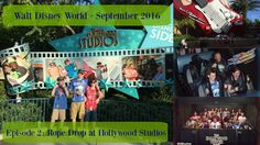 EPISODE 2: ROPE DROP AT HOLLYWOOD STUDIOS – WALT DISNEY WORLD It's our first day at a Disney World park and we are at Hollywood Studios for rope drop!!! We make a beeline for sign ups for Jedi Training Academy and then on to Rockin' Roller Coaster when the park opens. What a way to get your adrenaline pumping first thing in the morning!!! Then on to the Tower of Terror for not one, but two stays in the creepy hotel. The days is pretty great so far and just getting... Read More  Read More