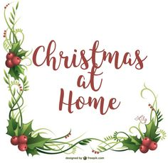 Little Christmas, Country Christmas, Christmas 2017, Christmas Stuff, Deck The Halls, Merry And Bright, Berry, House Design, Magic