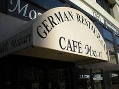 Cafe Mozart - DC old school joints to try