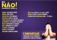 Português é fácil...