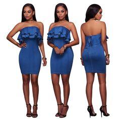 b1a9ef2824 15 Best Denim Dresses images