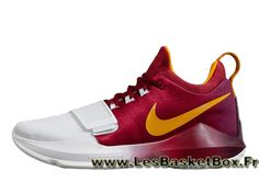 a9324fe1399 Basket Nike PG PE ´Hickory´ 878627 ID1 Homme Nike Release 2017 Rouge -  1705150840 -