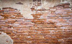 Fragment of Brick Wall - Wall Mural & Photo Wallpaper - Photowall