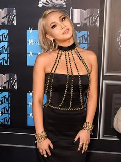 CL looks fierce and flawless at the MTV VMAs