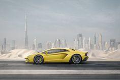 All I want for Christmas: Lamborghini Aventador S facelift
