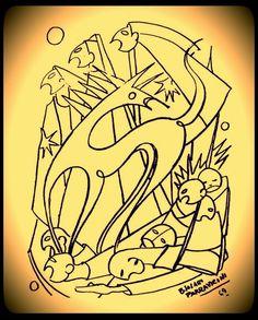 Profecías y  sus Profetas: LA PARTIDA TIERRA - por aníbal p vanoli