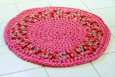 Crochet Patterns Galore - Rug