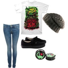 bring me the horizon outfit - Google Search