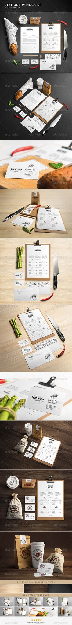 Stationery / Branding Mock-Up : Check out this great #graphicriver item 'Stationery / Branding Mock-Up' http://graphicriver.net/item/stationery-branding-mockup/7484161?ref=25EGY