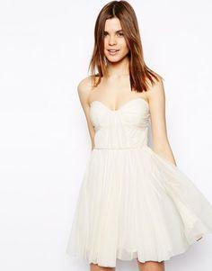 Asos #callmemadame #weddingdress #wedding #shortweddingdress