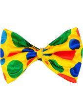 Clown Bow Tie - Party City