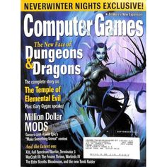 Cover Print of Computer Games Magazine, September 2003 | $6.60