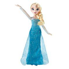 Poupée Reine des Neiges Elsa Poussière D'étoiles Hasbro : <p>Succombez et plongez dans la magie de Disney avec cette magnifique figurine Elsa et ses accessoires féeriques ! Laissez ainsi libre court &a...King Jouet, retrouvez tout l'univers, poupées mannequin - Poupées & peluches