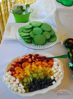 Top o' the Mornin' St. Patrick's Day Breakfast - soooo doing this next year!