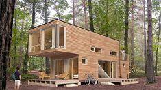 20 Casas Sorprendentemente Asombrosas Hechas con Contenedores Reciclados                                                                                                                                                      Más