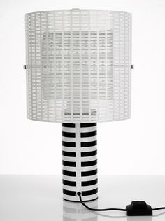 Mario Botta; 'Shogun' Table Lamp for Artemide, c1985.