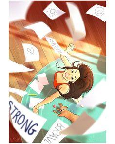illustration girl alone - illustration girl alone ; illustration girl alone home ; illustration art girl alone ; illustration of girl living alone Illustration Mode, Illustrations, Digital Illustration, Portrait Illustration, Girl Cartoon, Cartoon Art, Character Art, Character Design, Living Alone