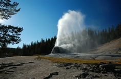 Yellowstone National Park, Wyoming, USA — 9 Most Beautiful Locations in World