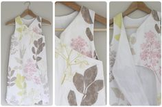 kimono sleeping sack / link to pattern and zipper free