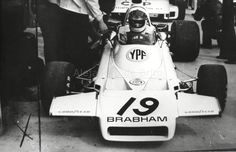 1973 Carlos Reutemann, Brabham BT37 Ford