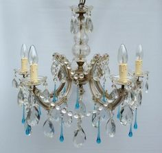 Marie Therese | The Vintage Chandelier Company