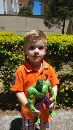 Meu Hulk 😁
