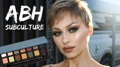 As promised, here is another super glam tutorial using the Anastasia Beverly Hills Subculture eyeshadow palette! Anastasia Subculture, Anastasia Beverly Hills Subculture, Abh Subculture Palette, Makeup Tips, Hair Makeup, Eyeshadow Palette, Division, Revolution, Face