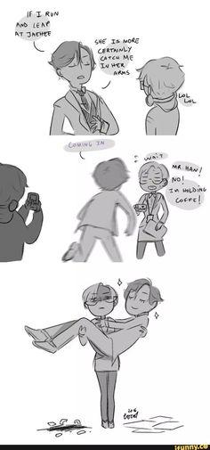 Ahahhahaha. Poor Jaehee