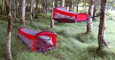 Crua Hybrid Works as Tent and Hammock (Camping Hacks Bugs) Camping Info, Best Tents For Camping, Cool Tents, Camping Places, Family Camping, Tent Camping, Outdoor Camping, Outdoor Gear, Camping Ideas
