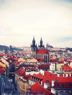 Prague, Czech Republic.  I would go back in a heartbeat, absolute beautiful ! One of the best times ever with my mother