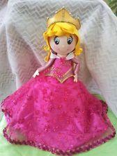 TWAG Rosa Disney Sleeping Beauty Aurora Fofucha Doll Fofuchas OOAK doll