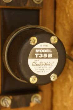 "Electro Voice "" The Marquis"" 1963年 喇叭 骨董喇叭 - MyAV視聽商情網"