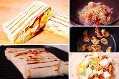 Un délicieux tacos au poulet fait maison 5 (100%) 1 vote Régalez-vous avec cette recette très simple et rapide de tacos au poulet. Les ingrédients – 1 Wrap – 100 gr de poulet – 1 tomate – 1/2 oignon – de la moutarde – de la sauce Kebab https://www.youtube.com/watch?v=sLFbK0kmFuc – des dés de fromages –...