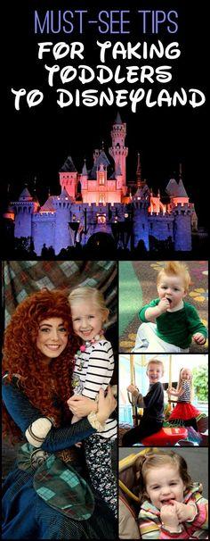 MUST-SEE List of Tips and Tricks for taking Toddlers to Disneyland { lilluna.com/?utm_content=buffer8091b&utm_medium=social&utm_source=pinterest.com&utm_campaign=buffer }