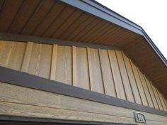 Metal Siding With Wood Grain Finish Steelogic Com