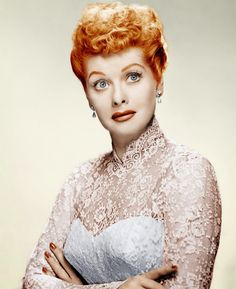 The Jewelry Lady's Store: Lucille Ball - I Love Lucy