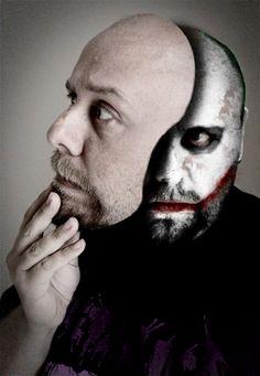 Joker's mood...