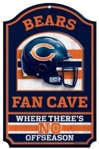 Chicago BEARS Fan Cave