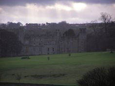 Witton Castle is a much altered 15th century castle, which is the centerpiece of a holiday and caravan country park at Witton le Wear, near Bishop Auckland, County Durham, England. Sir Ralph Eure obtained a licence to crenellate his manor house in 1410 and created the castle.