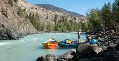 36 years of whitewater rafting adventures in British Columbia. From scenic floats to thrilling whitewater, accented by the amazing scenery of Wells Gray Park. Alpine Meadow, Whitewater Rafting, Once In A Lifetime, Family Adventure, British Columbia, Geology, Wilderness, Tourism, Scenery