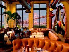 San Francisco Restaurants With Spectacular Views - Eater SF Restaurants For Birthdays, Sf Restaurants, California Restaurants, California Vacation, Northern California, San Francisco Bars, San Francisco Travel, San Francisco California, Best Restaurants San Francisco