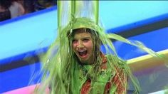 One of the only things I remember from watching Nickelodeon as a kid is the epic green slime. Looking back, I don't know what was so great about it, but every kid my age thought that being drenched in slime would be the coolest thing on earth. Of course, the first thing I did was beg my parents to buy me some fake slime, but I never knew I could've easily made my own at home. One of the most common ways to make slime is to combine liquid glue with water and a household chemical called...