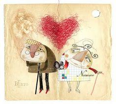 Ilustración infantil. Tesa González.: Miguel Hernández. Homenaje