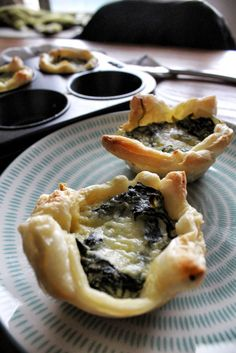 Recipe: Spinach Filo Pastry Cups - Chicken Scrawlings : Food |Fun | Life in Macau