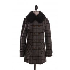Tulle Clothing Overcoat    #RusticVogue