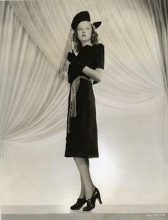 Virginia Grey..