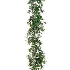 Looking for wedding garlands or artificial greenery? Check out this adorable, faux boxwood greenery garland in green. Dress up event tables, chairs, arches, backdrops, or add silk flowers to this love