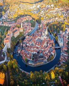 Places To Travel, Places To See, Beautiful World, Beautiful Places, A Whole New World, Aerial View, Czech Republic, Beautiful Landscapes, Cool Pictures