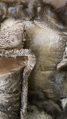 Champagne Old World Bedding Luxury Bedding Collections, Fox Fur, Old World, Damask, Color Schemes, Swarovski Crystals, Champagne, Fabrics, Shades