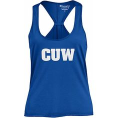 Champion Concordia University Wisconsin Women's Athletic Fit Swing Tank Top $24.00